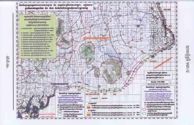 Khmer-Viet border mark74