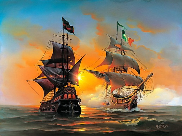 Sailing Boat05