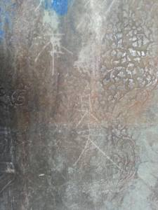 Vandalism On Angkor Wat-02