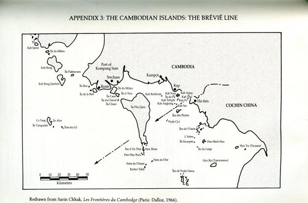 Cambodia Map001
