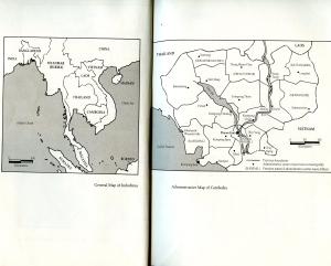 Cambodia Map005